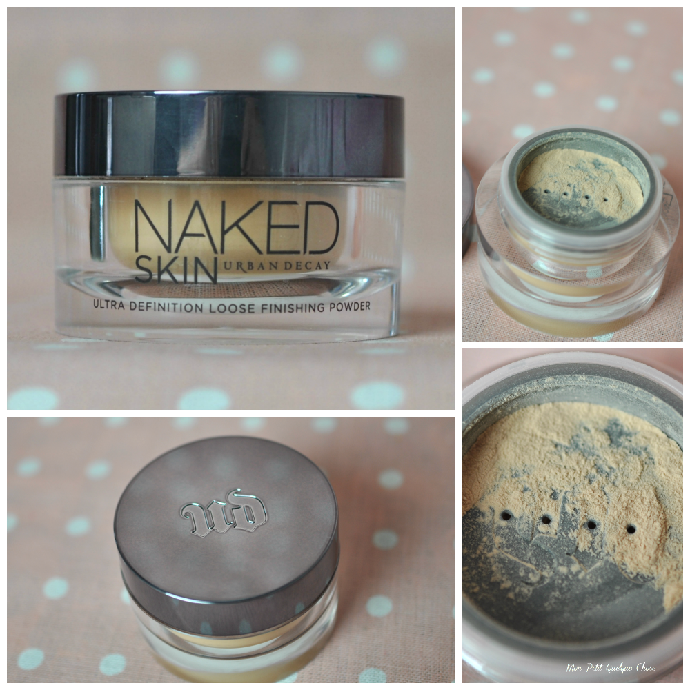 Urban Decay, Naked Skin - Mon Petit Quelque Chose