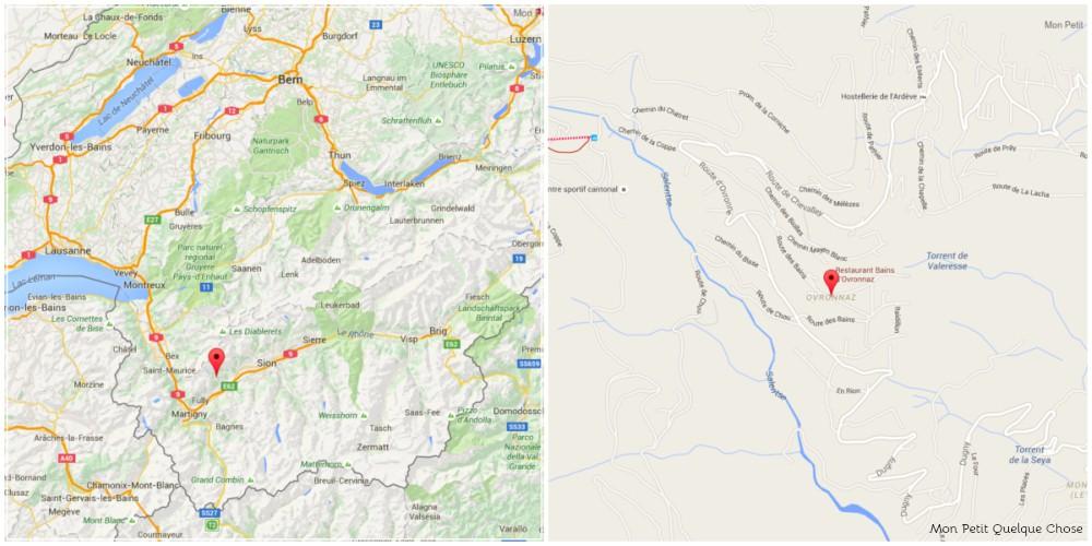 Les Bains d'Ovronnaz ou la détente suisse! - Mon Petit Quelque Chose