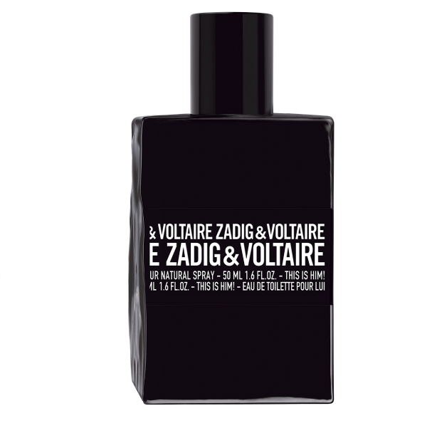 THIS IS HIM ! de Zadig et Voltaire - Packshot