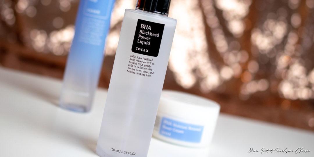 BHA Blackhead Power Liquid : l'acide salicylique sur le banc d''essai - Mon Petit Quelque Chose