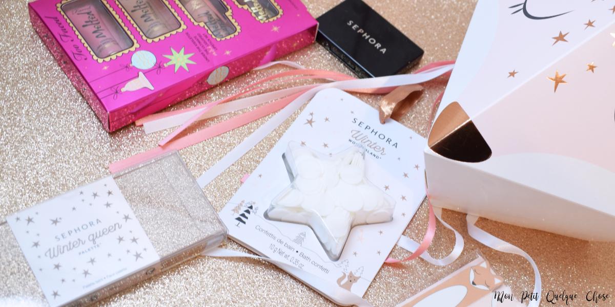 Concours de Noël avec Sephora! - Mon Petit Quelque Chose