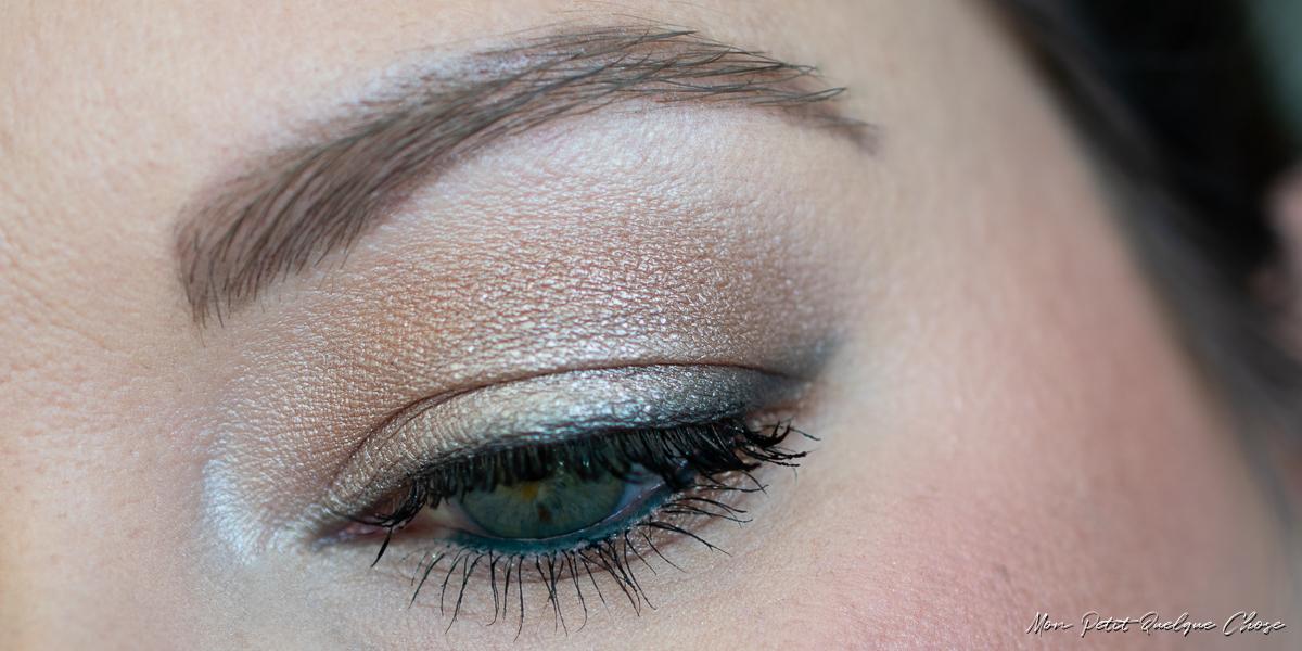 Makeup avec la Naked 1