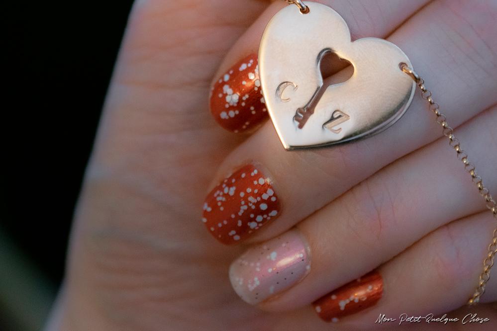 La Saint-Valentin avec Essie et O'Necklace! - Mon Petit Quelque Chose
