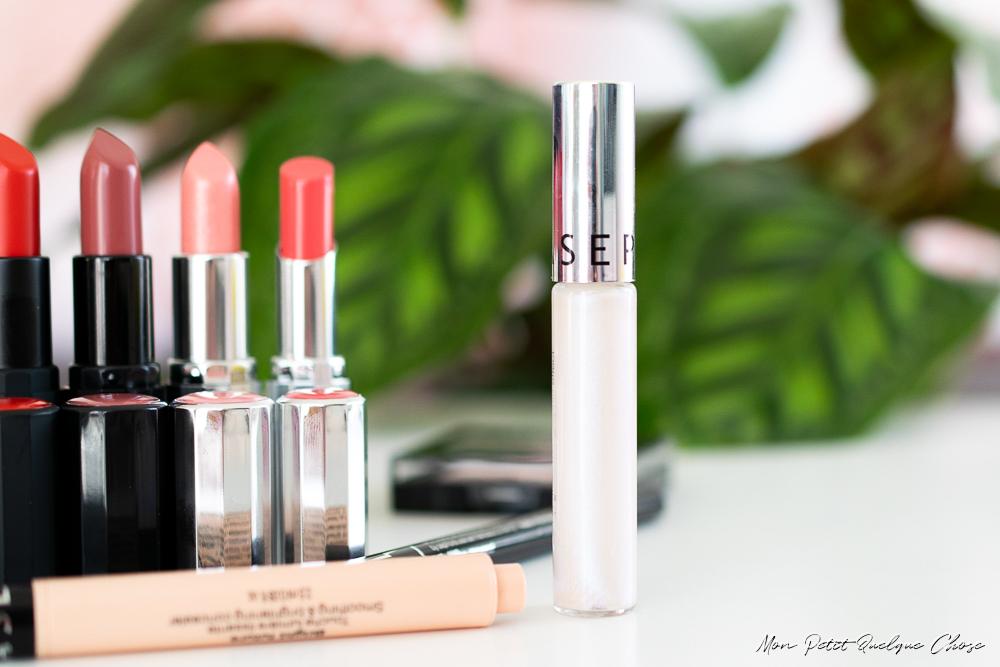 Petit Point Sephora Collection et Sephora Rouge - Mon Petit Quelque Chose
