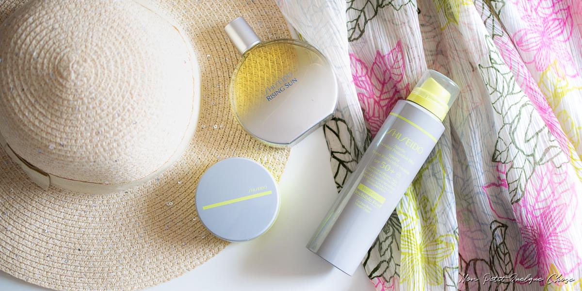 La gamme Shiseido Sports pour protéger sa peau! - Mon Petit Quelque Chose