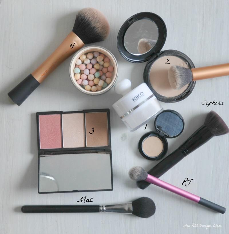 Mon Petit Quelque Chose, Kiko et ma maman = un makeup!
